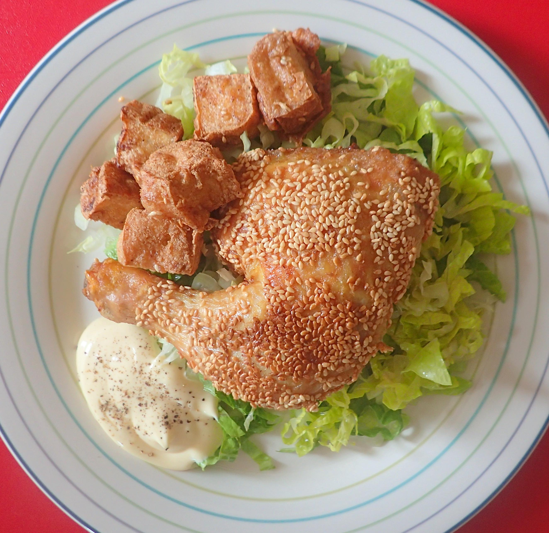 Crispy Sesame Chicken
