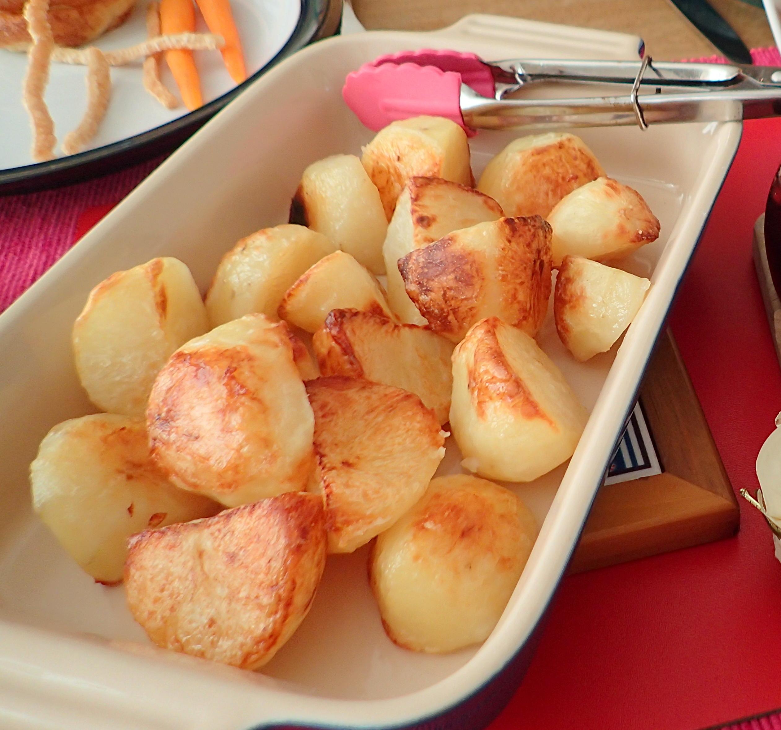 Ultimate Crispy Roast Potatoes
