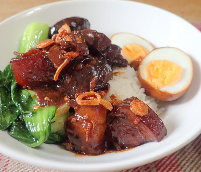 Braised Pork Rice Bowl – Lu Rou Fan (滷肉饭)