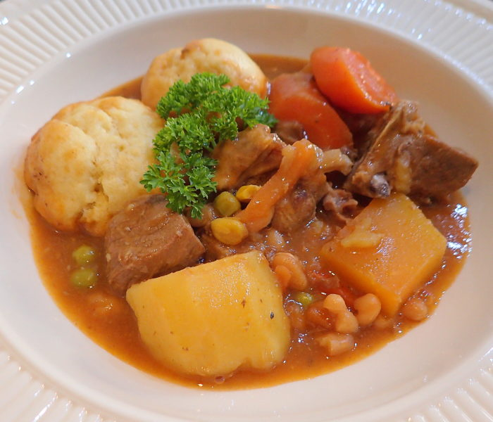 The British Stew
