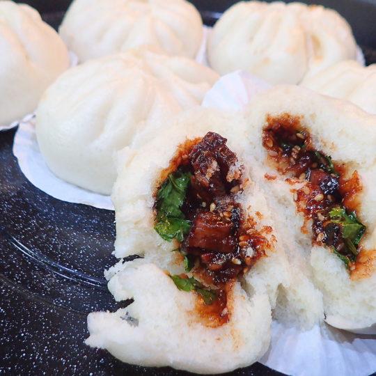 Easy Char Siu Baozi (叉烧包)