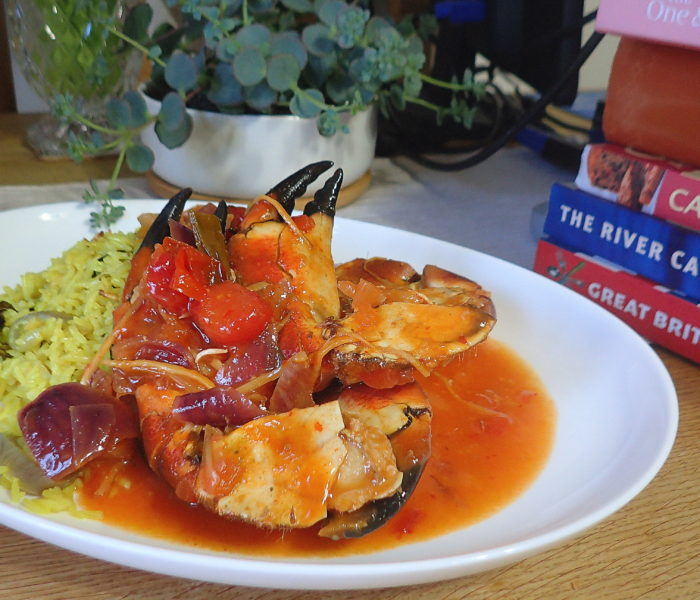 Sweet Chilli Crab claws – Special